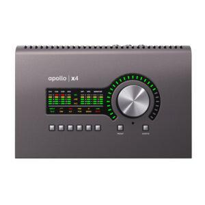 Interfaz de Audio Apollo X4