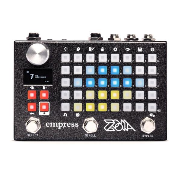 Sintetizador Empress Effects Zoia