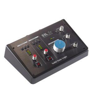 Interfaz de Audio Solid State Logic SSL+